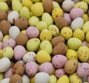 Milk Choc Flavors Speckled Mini Eggs
