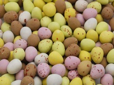 Milk Choc Flavors Speckled Mini Eggs