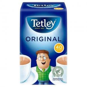 Tetley Original 40 Tea Bags