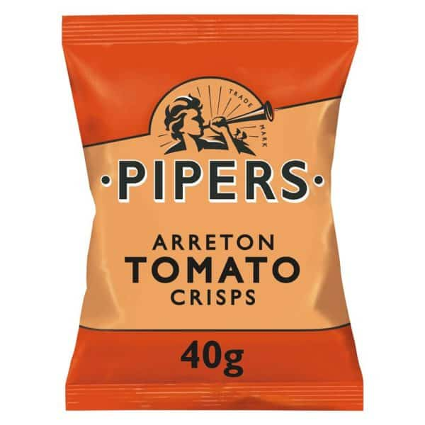 Pipers - Arreton Spicy Tomato(24 x 40g)