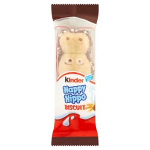 Kinder Happy Hippo Biscuit Cocoa