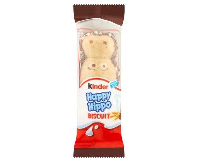 Kinder Happy Hippo Biscuit Cocoa