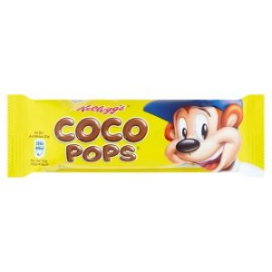 Kelloggs Bar Coco Pops 20g