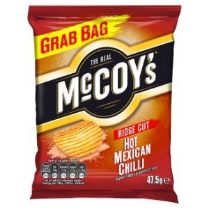 The Real McCoys Ridge Cut Mexican Chilli Flavour