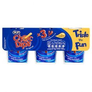KP Choc Dips Original
