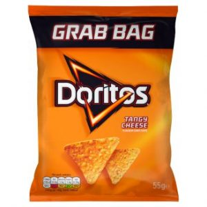 Doritos Tangy Cheese Flavour Corn Chips