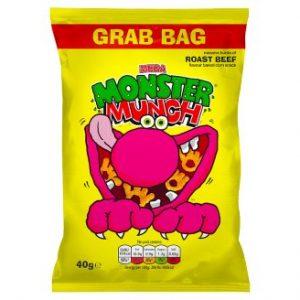 Mega Monster Munch Roast Beef
