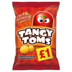 Golden Wonder Tangy Toms Tomato