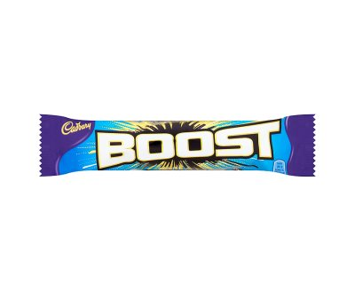 Cadbury Boost Chocolate Bar 485g 48 Bars