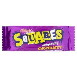 Kelloggs Rice Krispies Squares Totally Chocolatey