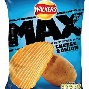 Walkers Max Cheese & Onion