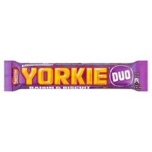 Yorkie Raisin & Biscuit Duo