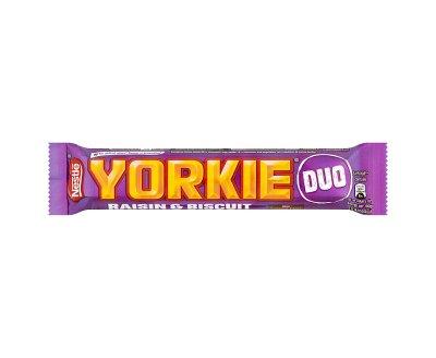 Yorkie Raisin & Biscuit Duo