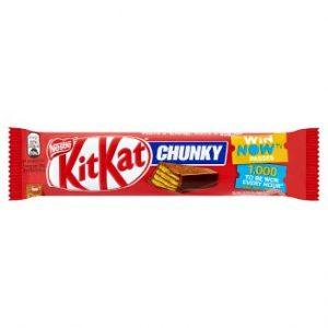 KitKat Chunky Milk