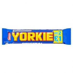 Yorkie Milk Chocolate 2 for 1