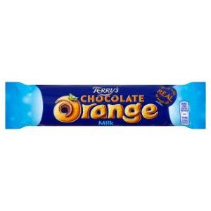 Terrys Chocolate Orange Milk Bar