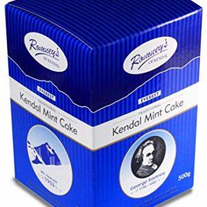 Romneys Kendal Mint Cake Everest Cube (500g)