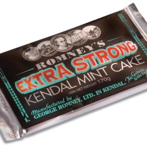 Romneys Kendal Mint Cake Extra Strong Pack 170g