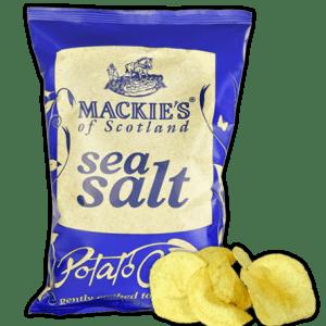 Mackie's - Sea Salt Crisps