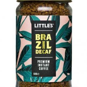 Littles - Decaf Premium Instant Coffee
