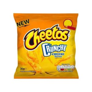 Cheetos Crunchy Cheese Flavour Fried Corn Snack
