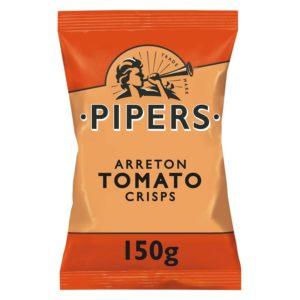 Pipers - Arreton Spicy Tomato (15 x150g)