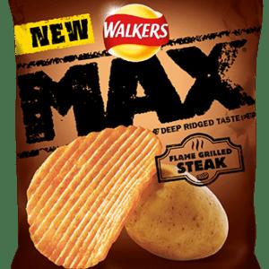 Walkers Max Steak