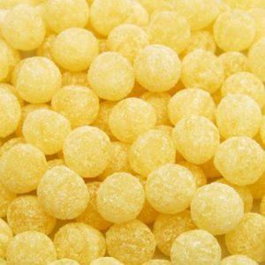 Barnett's Mega Sour Lemon