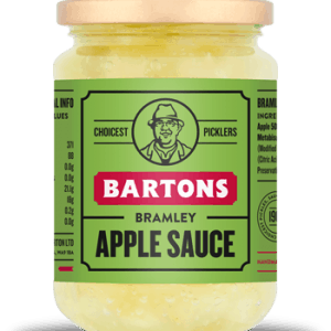 Barton's Bramely Apple Sauce 280g
