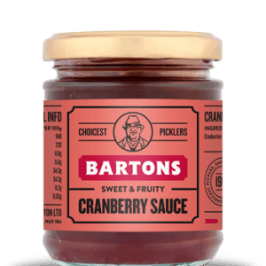 Barton's Cranberry Sauce 195g