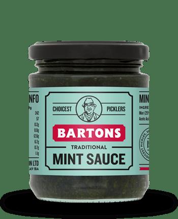Barton's Mint Sauce 180g