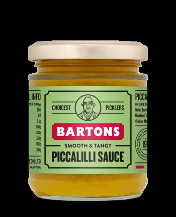 Barton's Original Piccalilli Sause
