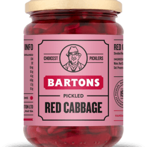 Barton's Pickled Red Cabbage 326g