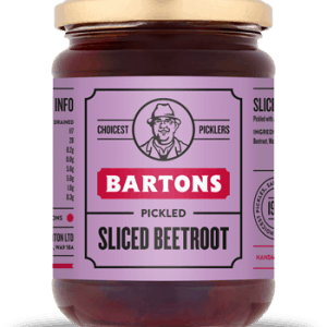 Barton's Pickled Sliced Beetroot 340g