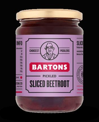 Barton's Pickled Sliced Beetroot 340g