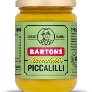 Barton's Spreadable Piccalilli 340g