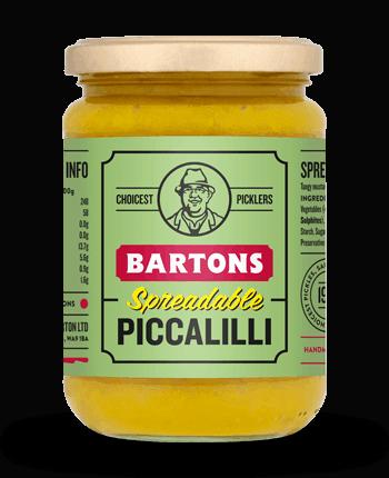 Barton's Spreadable Piccalilli 340g
