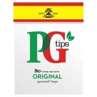 PG tips 80s Pyramid Tea Bags