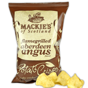 Mackie's Flamgrilled Aberdeen Angus