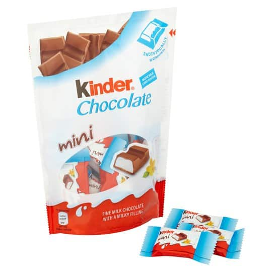 Kinder Mini Chocolate