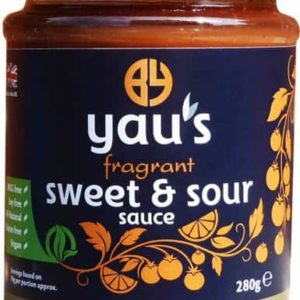 Yau's -Fragrant Sweet & Sour Sauce