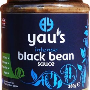 Yau - Intense Black Bean Sauce