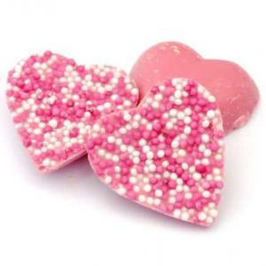 Kingsway Pink Hearts