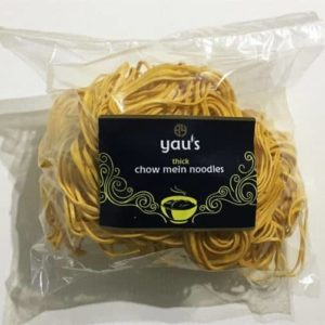 Yau's - Thick Chow Mein Noodles 300g