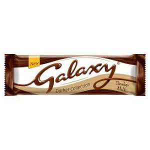 Galaxy Darker Milk Chocolate Bar 42g Bars