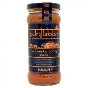 Punjaban - Authentic Curry Base Medium