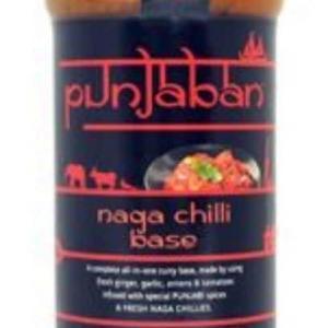 Punjaban - Naga Chilli Curry Base (Extra Hot Spice)
