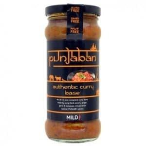 Punjaban - Authentic Curry Base (Mild Spice)