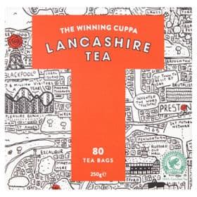 Lancashire Tea 80 Tea Bags