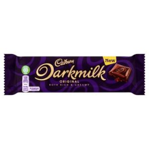Cadbury Darkmilk Chocolate Bar